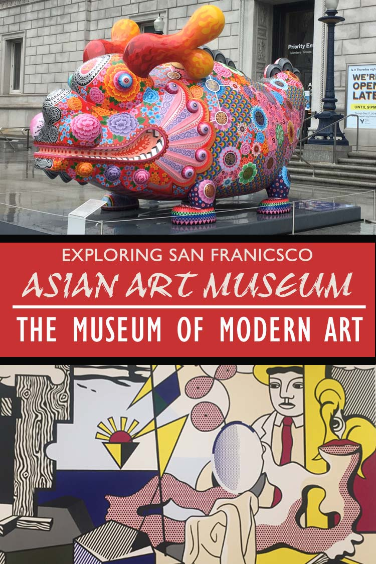 EXPLORING SAN FRANCISCO asian art museum
