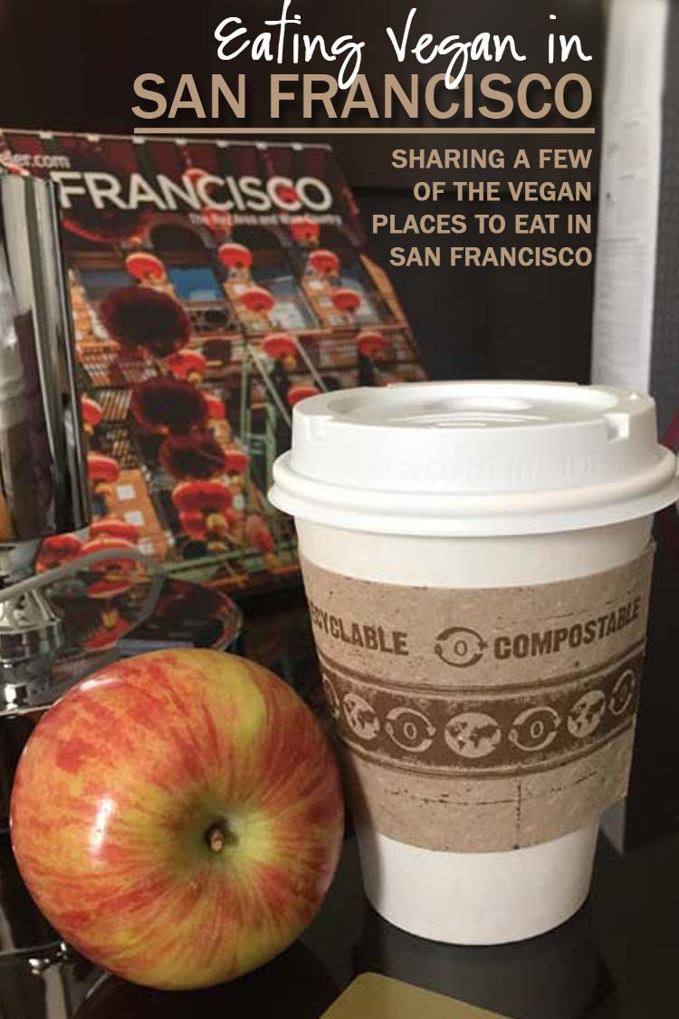 eating vegan in san francisco