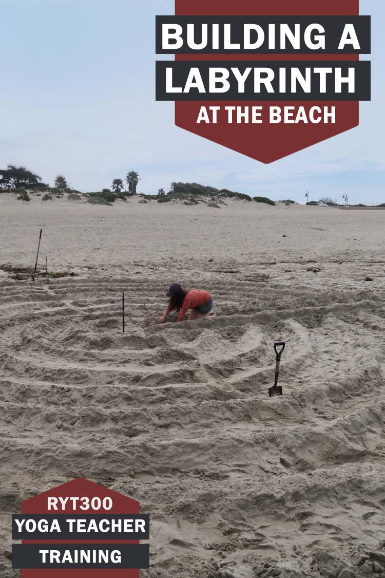building a labyrinth