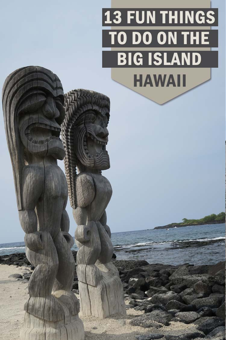 things to do on the big island of hawaii