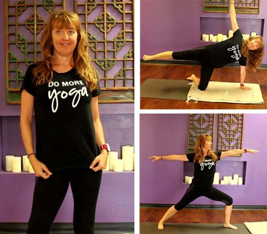 do more yoga t-shirt