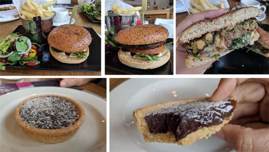 vegan food in derbyshire