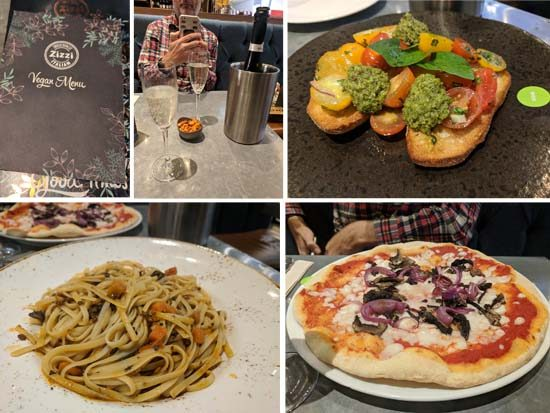 vegan food in derbyshire