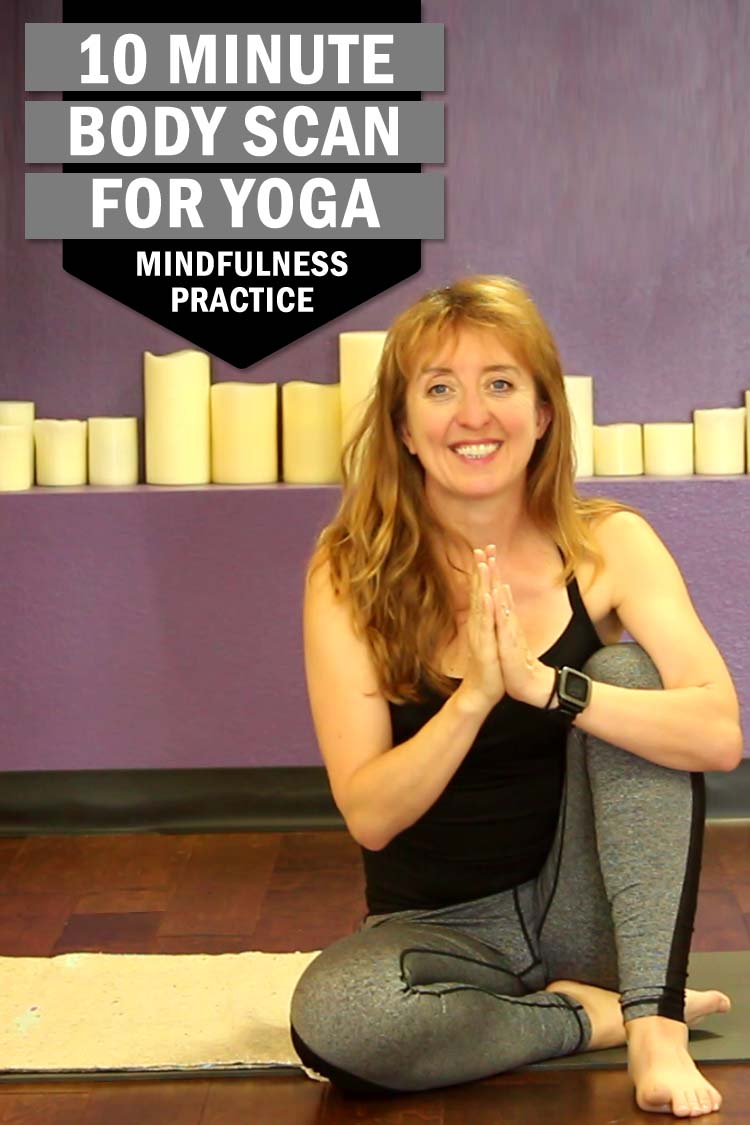 10 minute body scan for yoga mindfulness practice