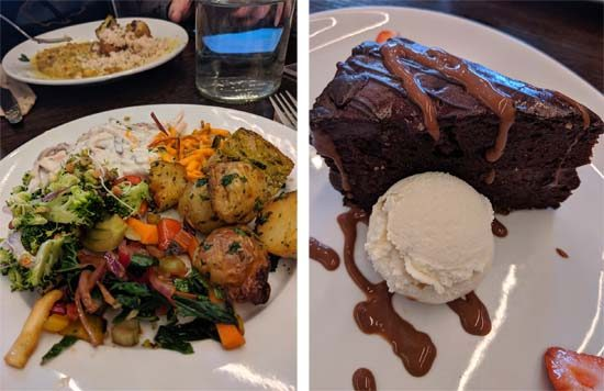 best vegan food in london