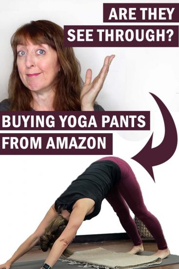With yoga clothing seemingly getting more an more expensive, I try out yoga pants from Amazon. Affordable and surprisingly good qualiity!