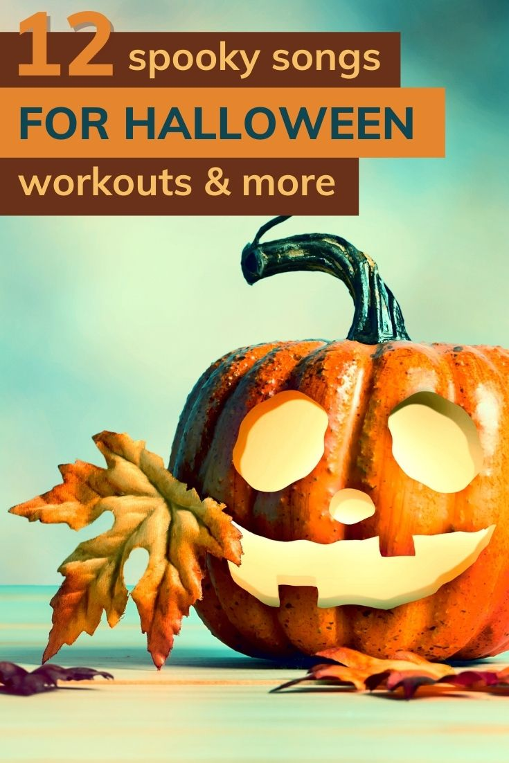 Need some seasonal tunes for a cycle class? Want to workout so you can outrun Zombies? Try this Halloween Playlist full of spooky seasonal songs. Including different eras and genres.