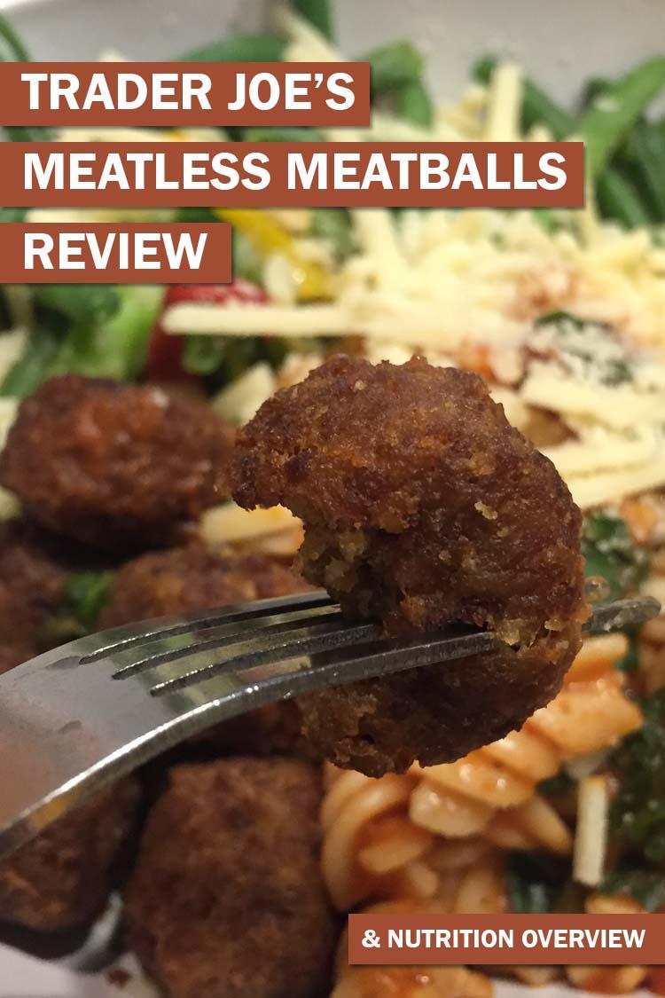 meatless meatballs feat