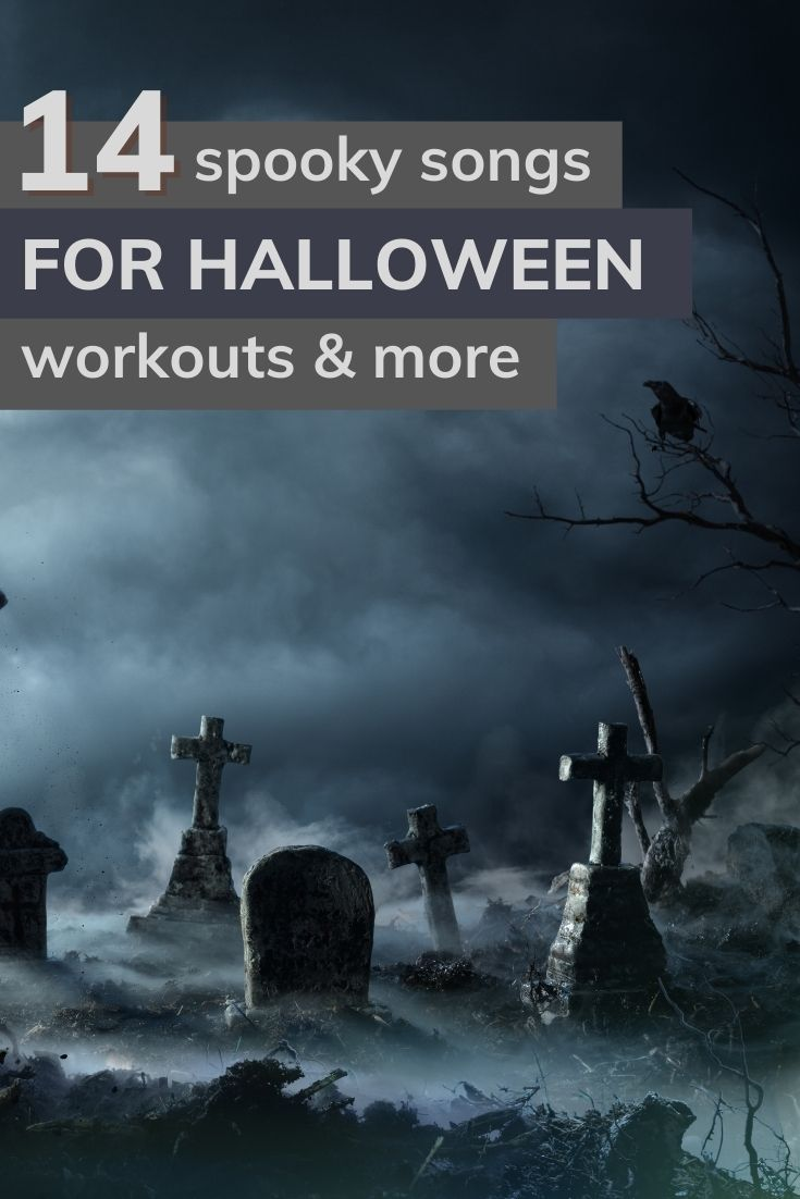 Want some spooky music to eek out witches and zombies? Try this Halloween Playlist of 14 spooky songs perfect for the season. Including classics and upbeat covers. Halloween music doesn't have to be twee or cliche. Think outside the box with your for Halloween playlist. Be a little different, and don't go with the usual suspects. Your Halloween playlist can be totally spooky and yet subtle.