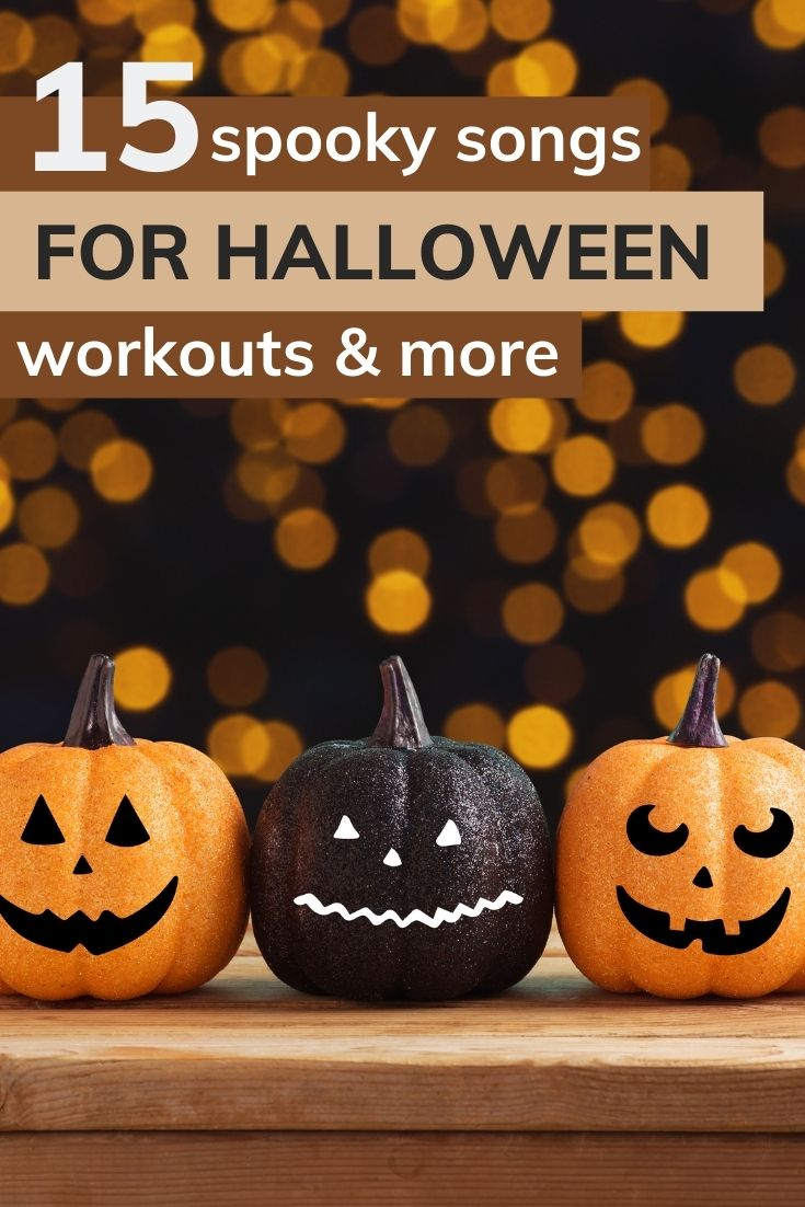 This seasonal music playlist features a mix of classics, along with upbeat fun & funky covers. With 15 halloween songs  there is something for the witch, zombie, monster or devil in disguise.