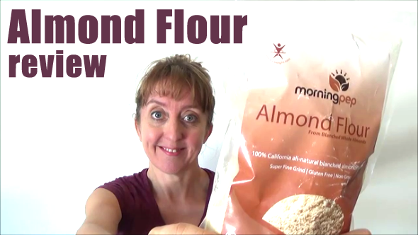 morning pep almond flour review