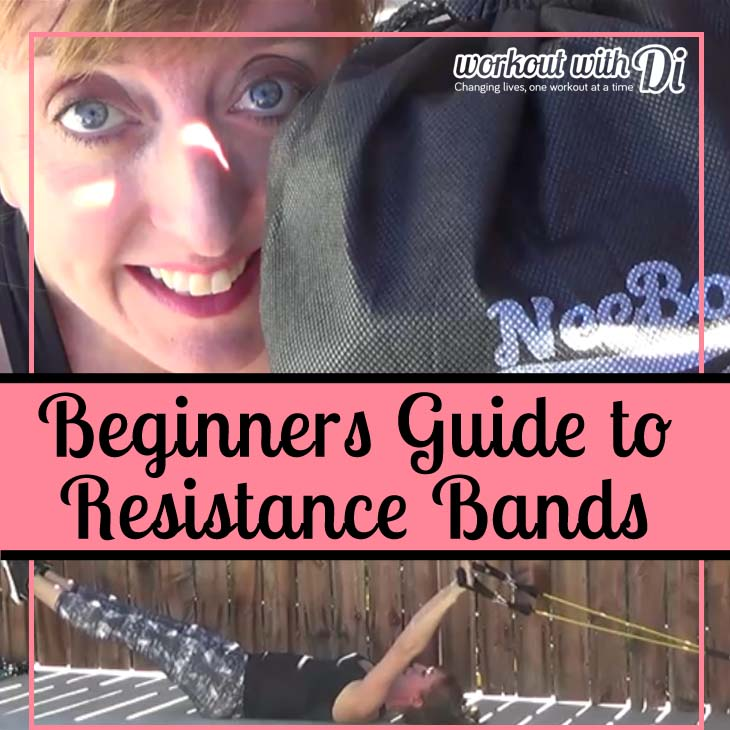 neeboofit resistance band set