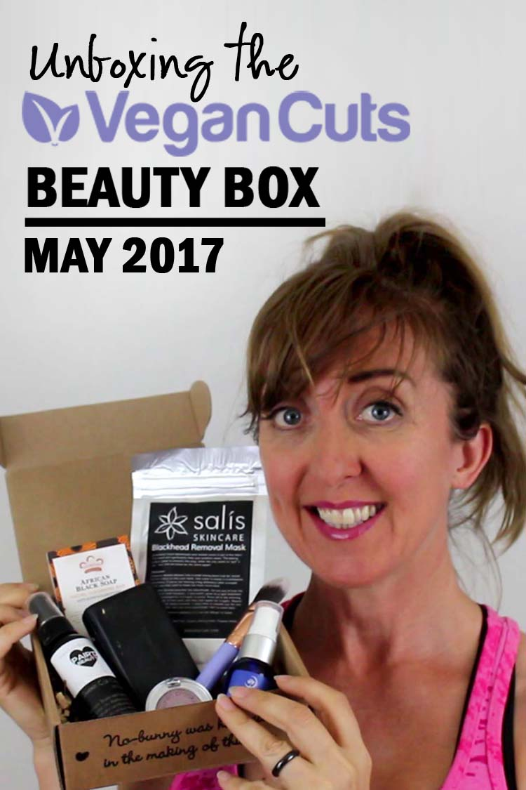 vegan cuts may 2017 unboxing