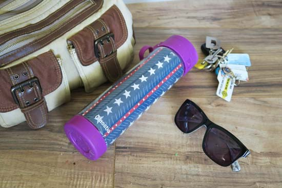 glasstic personalize your water bottle