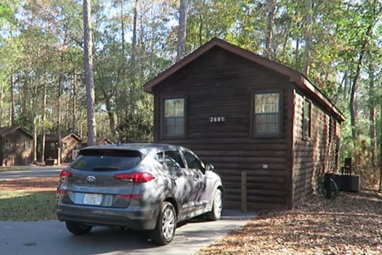 fort wilderness cabins
