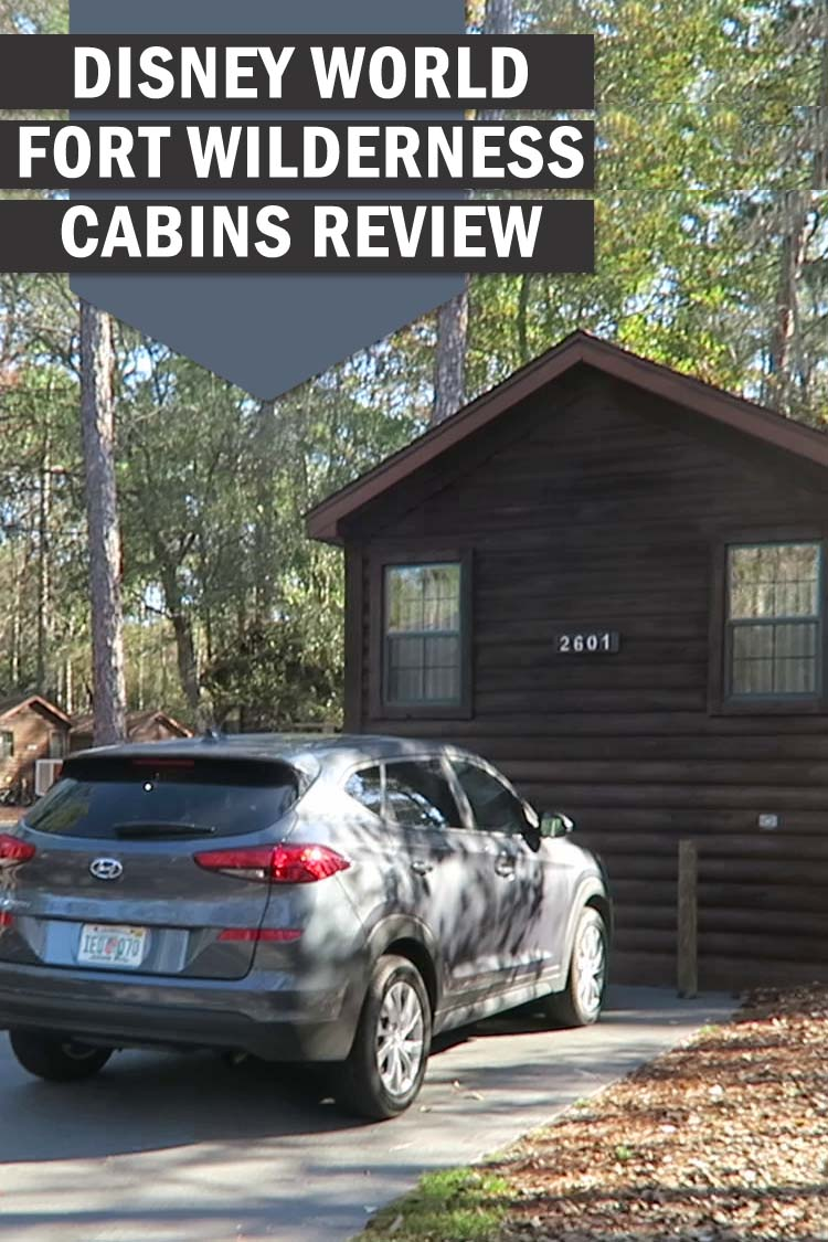After a few times staying at Disney World resorts, one we go back to again and again is Fort Wilderness. It's the largest resort with cabins, campgrounds and RV parking. Yes you can park your RV on site at a Disney World Resort. And they allow pets! In fact Fort Wilderness is the ideal vacation destination for nature lovers. Plus it's a great budget option for large families, anyone with special dietary needs, or those just wanting to escape the hustle and bustle of the parks