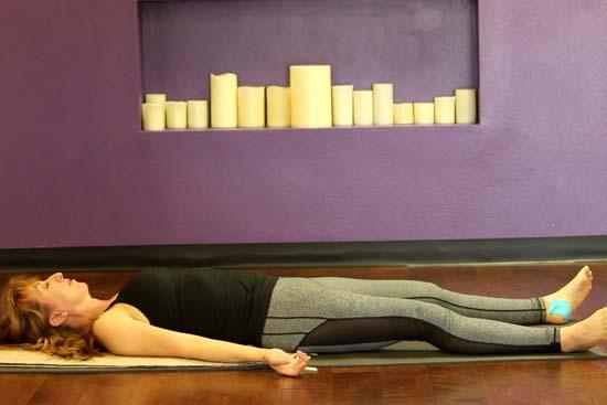 yoga body scan