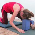half split yoga sequence FEAT