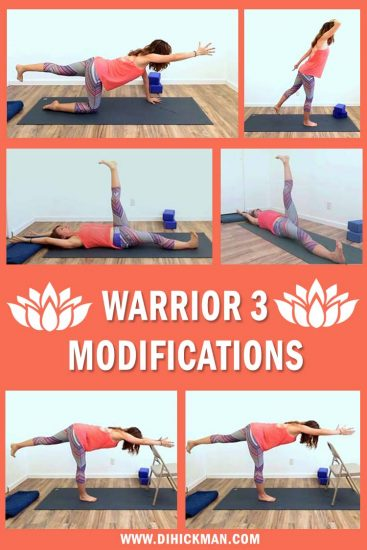 When we think of warrior 3 pose variations, we think arms! But there are so many more. Let's discuss alignment, variations on the floor, blocks chair! Plus alignment cues, common mistakes and how to fix them!