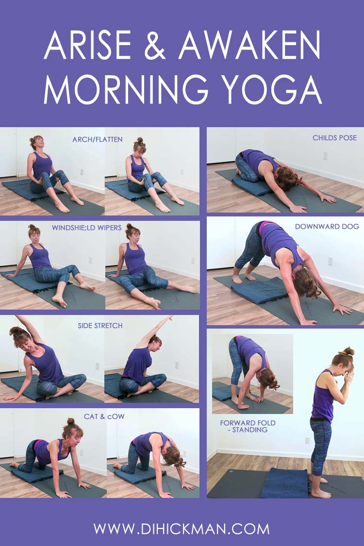 Rise and shine before the grind with this Gentle Morning Yoga 10 Minutes Class. Suitable for beginners and Yogi's of all levels. Arise and awaken!