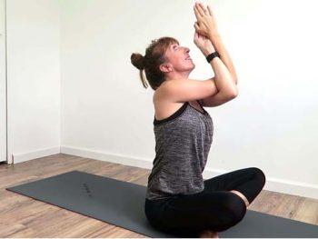shoulder mobility yoga