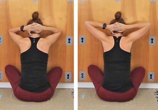 Photo of Shoulder Mobility Exercises  scapular retraction