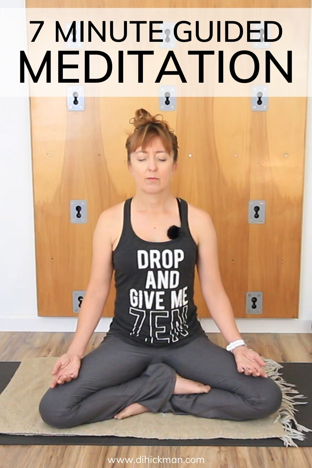 7 minute guided meditation