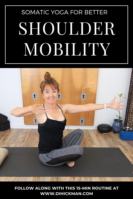 somatic yoga for better shoulder mobility