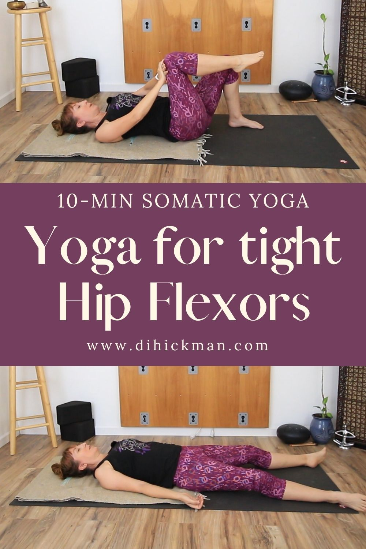 yoga for tight hip flexors