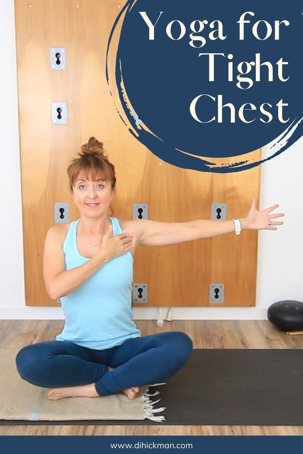 yoga for tight chest